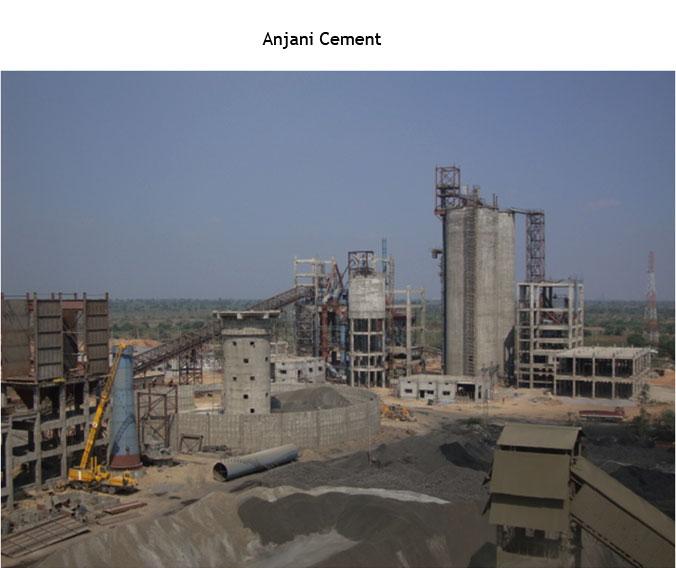 Cement Plant Machinery : Walchandnagar industries