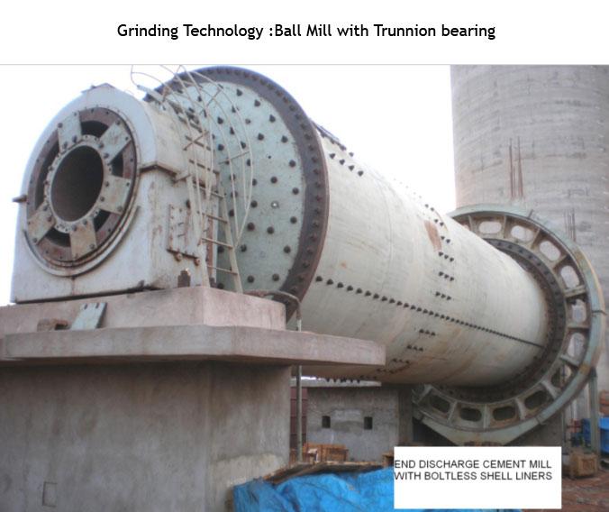 Cement Grinding Plant : Walchandnagar industries