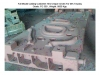 Full Mould Casting Customer Unique Circle For Toyota Grade Fg 300 Weight 8000 Kgs