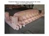 Polystyrene Pattern For Full Mould Casting Customer Godrej Grade Fcd 550 Weight 3500 Kgs